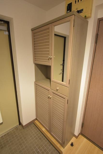 サンハイツ塔原 / 105号室玄関