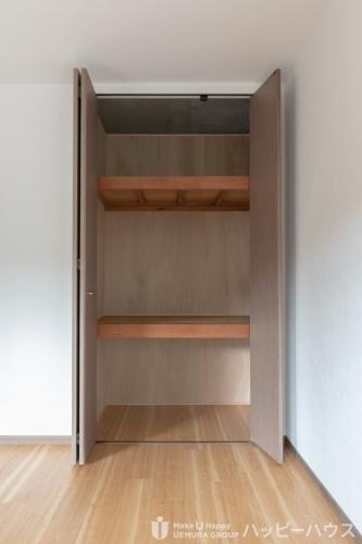サンハイツ塔原 / 205号室収納