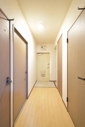 エクセレント中嶋Ⅱ / 102号室バルコニー