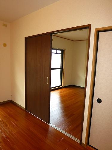 エクセレント中嶋Ⅱ / 105号室バルコニー