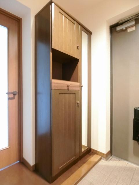 ファミーユ筑紫 / 202号室玄関