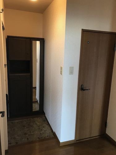 メロディーハイツあまの / 201号室玄関