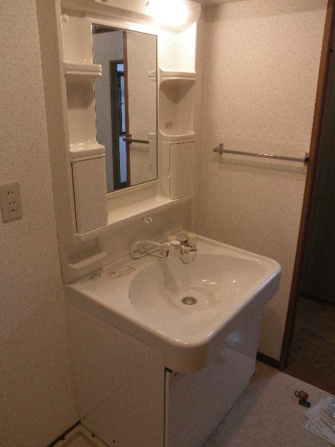 シャトレ弐番館 / 401号室洗面所