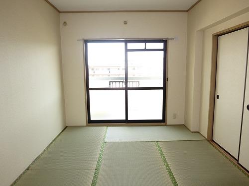 グランドソフィア20 / 402号室バルコニー