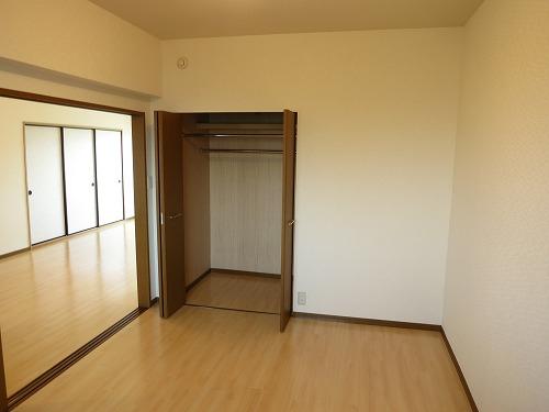 グランドソフィア20 / 502号室バルコニー