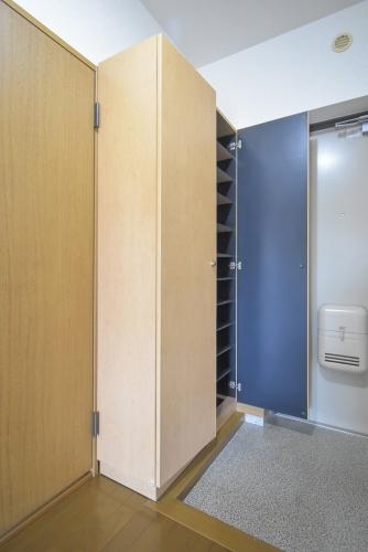 ピア観世S-N / N-105号室収納