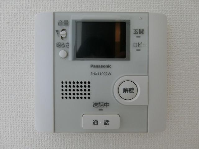エルマーナⅡ / 302号室セキュリティ