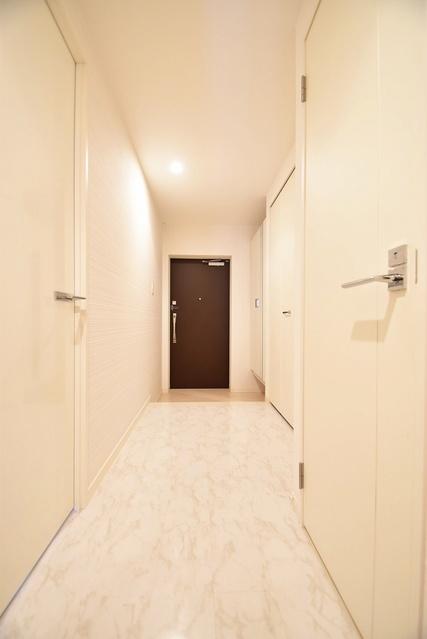 アミューザン水城 / 203号室玄関