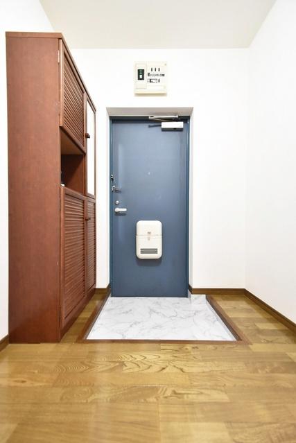 シャトー渡辺 / 203号室玄関