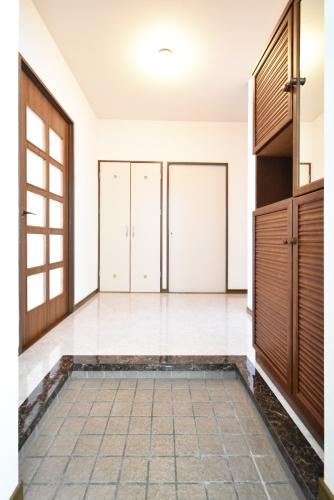 シャトー渡辺 / 403号室玄関