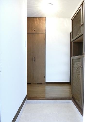 シティハイツ萩尾 / 305号室玄関