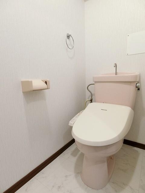 シャルマン観世Ⅲ / 101号室トイレ