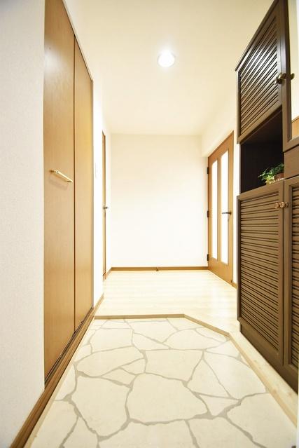 パストラル杉塚 / 105号室玄関