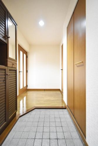 パストラル杉塚 / 201号室玄関