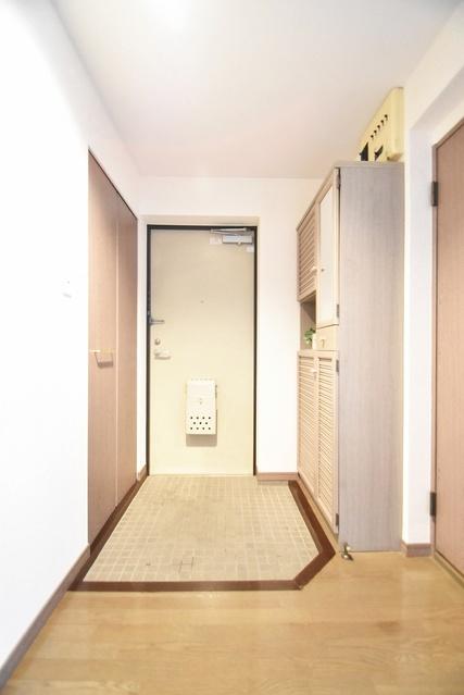 サンハイツ塔原 / 402号室玄関