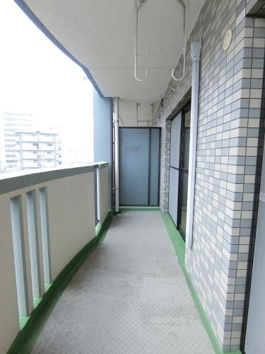 シャトレ参番館 / 103号室バルコニー