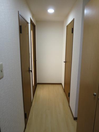 グランドソフィア20 / 501号室庭