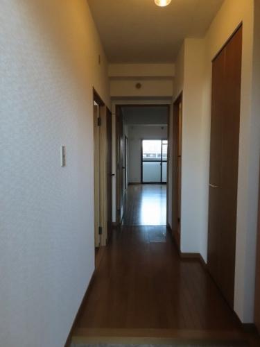 シャトレ天拝 / 701号室玄関