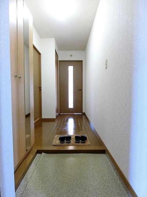 ピア観世S-N / S-206号室玄関