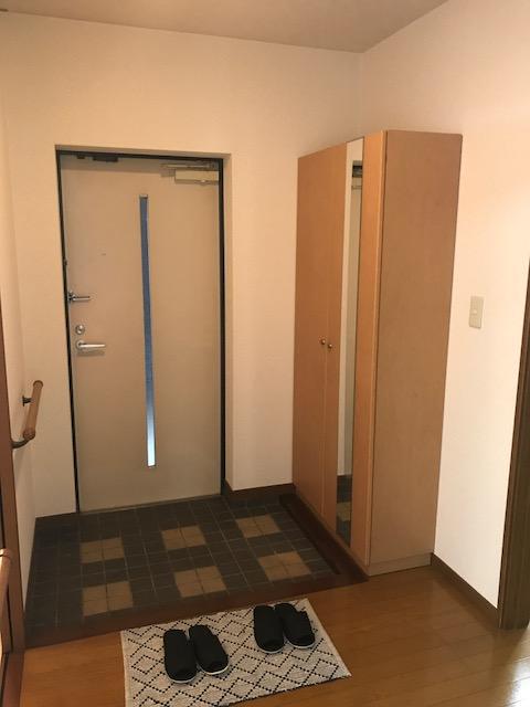 グリーンヒルズ桜台 / 2-203号室玄関