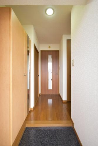 プレミール筑紫 / 202号室玄関