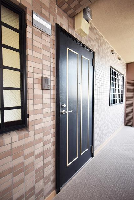 グランドゥール祥雲 / 701号室玄関