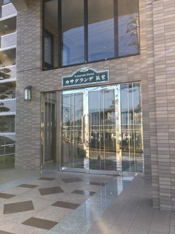 カサグランデ筑紫 / 703号室エントランス