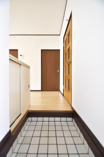 ドリームハウスHARA3(ペット可) / 302号室玄関