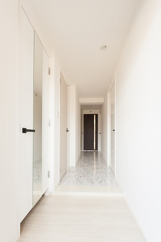 リュードゥルポ / 301号室玄関