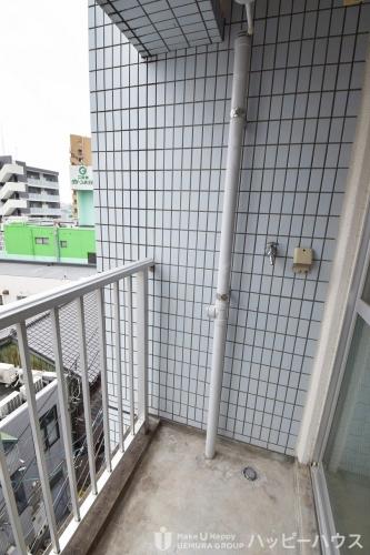 鹿島ビル / 503号室玄関