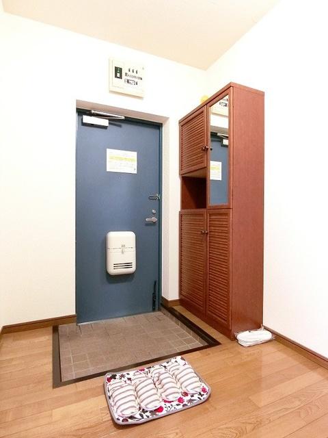 シャトー渡辺 / 305号室玄関