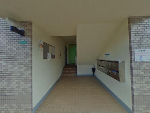 シャトー渡辺 / 403号室エントランス