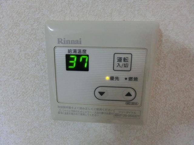 シャトレ壱番館 / 602号室エントランス