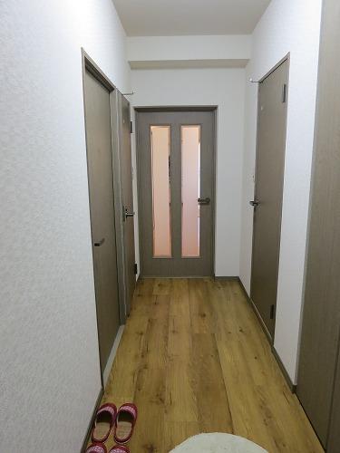エクセレント中嶋Ⅱ / 203号室玄関