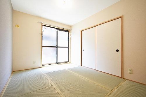 メロディーハイツあまの / 101号室和室