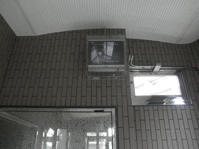 シャトレ弐番館 / 305号室セキュリティ