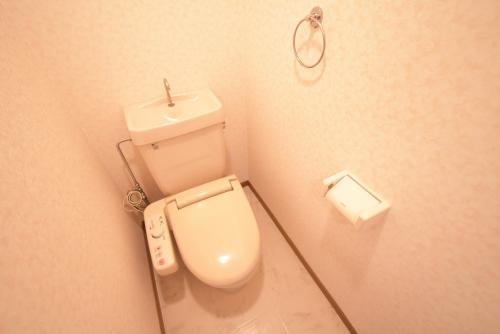 フルール98 / 401号室ロビー