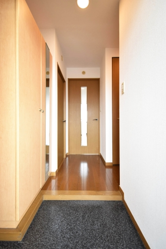 プレミール筑紫 / 602号室玄関