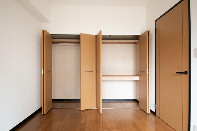 カサグランデ筑紫 / 801号室収納