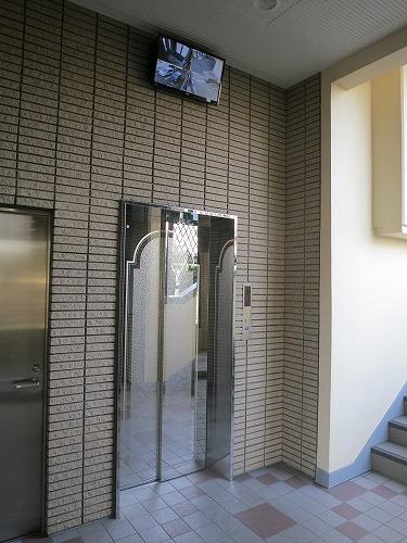 ★防犯カメラ、エレベーター付★