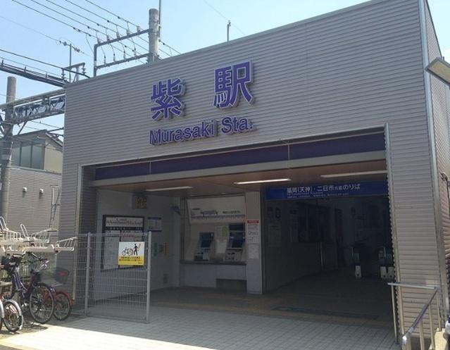 ★西鉄紫駅まで徒歩15分★