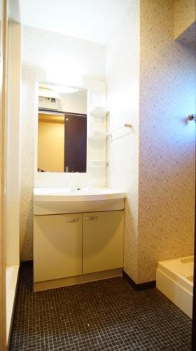 ※ウイングス里中 / 205号室洗面所