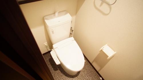 ※ウイングス里中 / 205号室トイレ