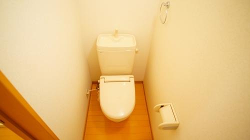 ※ソレイユ学研台 / 101号室トイレ