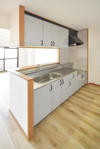 ロイヤルMⅡ / 403号室キッチン