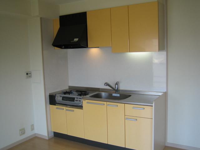 フォレスト原 / 303号室キッチン