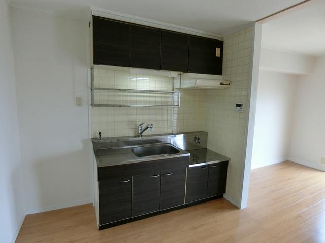 出島コーポⅠ / 403号室キッチン