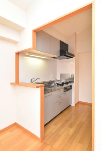 ビーエイトハイム / 402号室キッチン