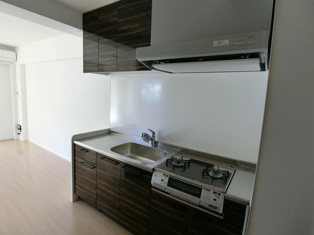 クレストコート高取 / 101号室キッチン