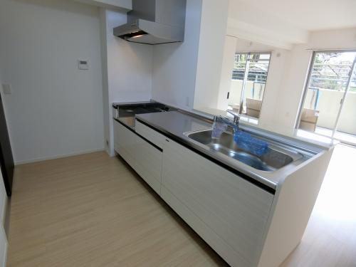 スプリングコートⅣ / 203号室キッチン